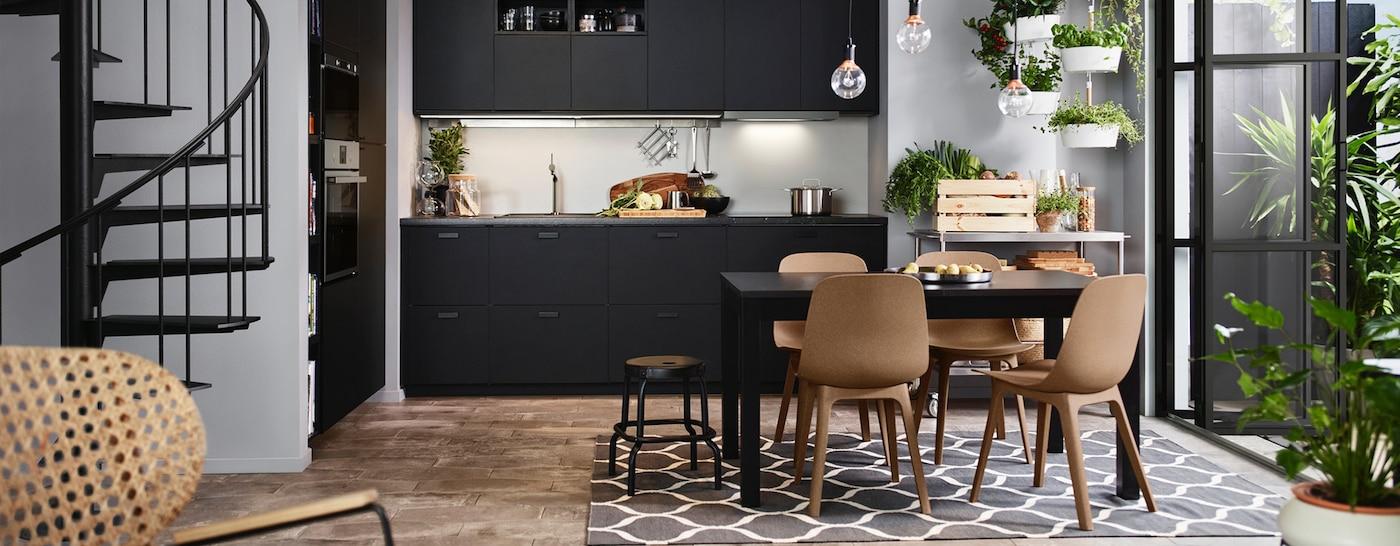 Uitgelezene Keuken - inspiratie voor je nieuwe keuken - IKEA VS-75
