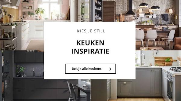 keukeninspiratie keukenstijl