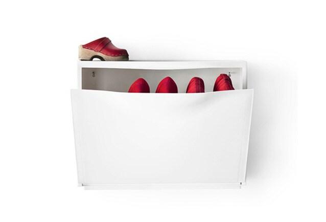 خزانات الأحذية