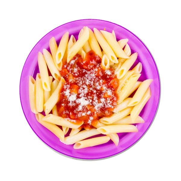 Kids Pasta with Tomato Sauce