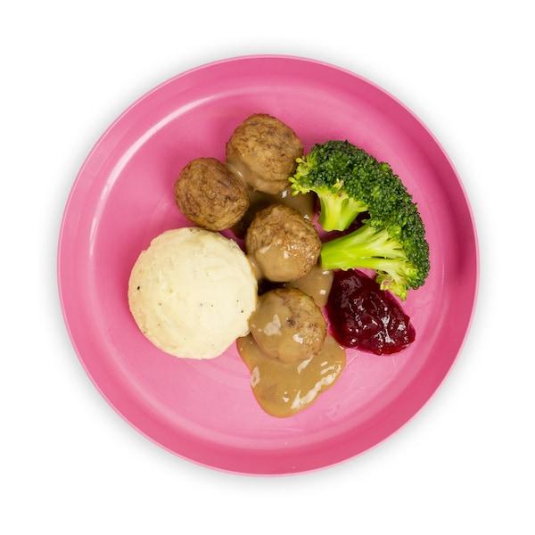 Kids Swedish meatball