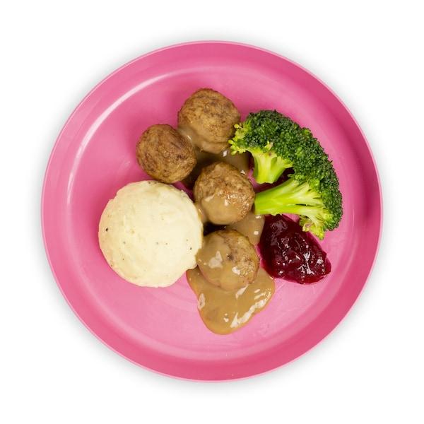 Kids Swedish meatballs