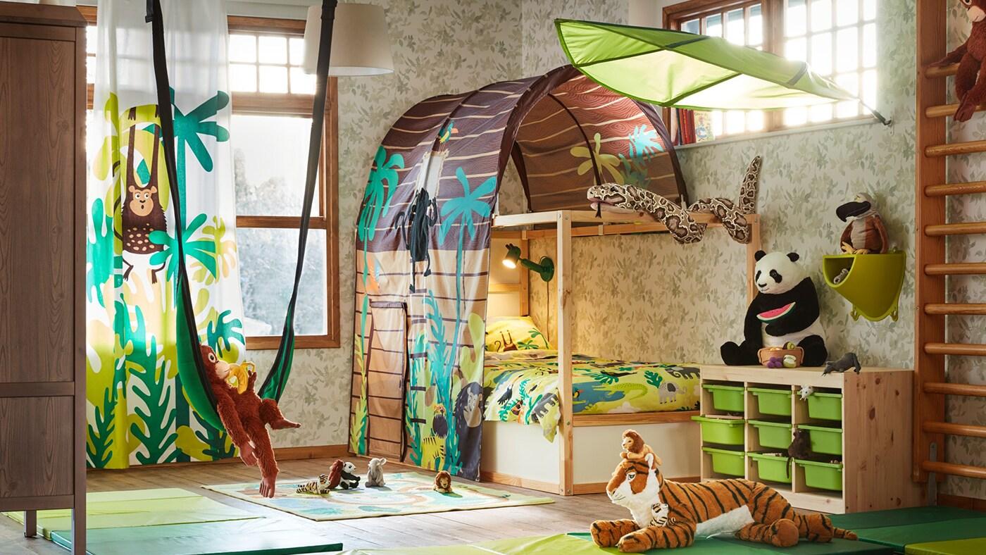 Kinderzimmer Junge 3 Jahre Ikea