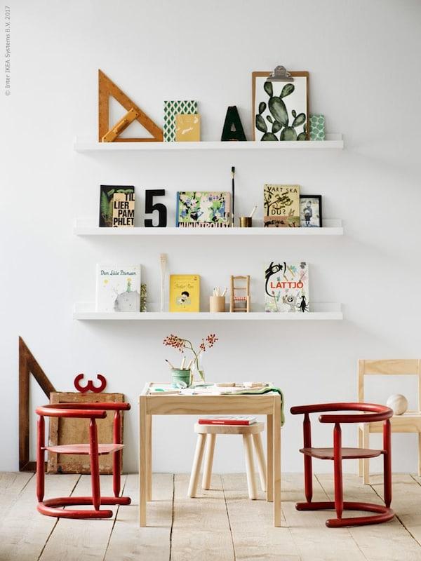 kinderhoek-in-huis-IKEA wooninspiratie