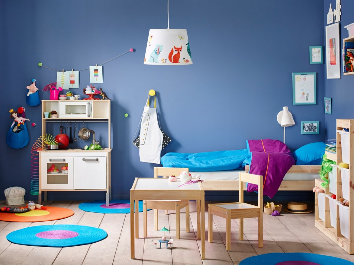 bilder kinderzimmer, kinderzimmer & babyzimmer online kaufen - ikea, Design ideen