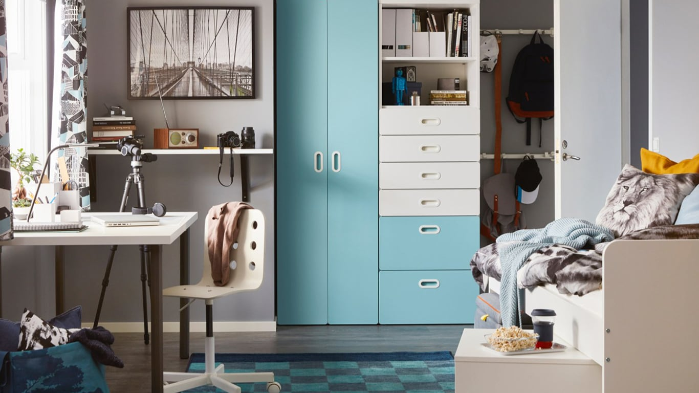 Kinderzimmer & Kinderzimmermöbel für dein Zuhause - IKEA