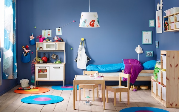 kinderzimmer babyzimmer online kaufen ikea. Black Bedroom Furniture Sets. Home Design Ideas