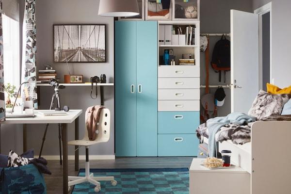 Bett Für Kinderzimmer | Kinderzimmer Kinderzimmermobel Fur Dein Zuhause Ikea