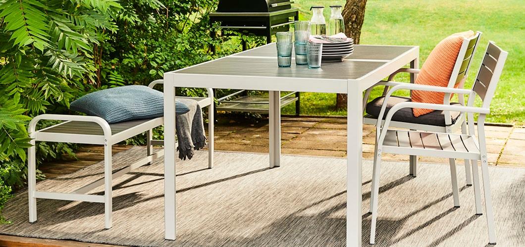 Kissen & Polsterauflagen für SJÄLLAND Gartenmöbel