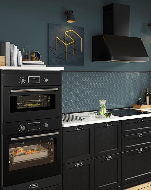 kitchen appliances - FOKUSERA extraction hood - IKEA inspiration
