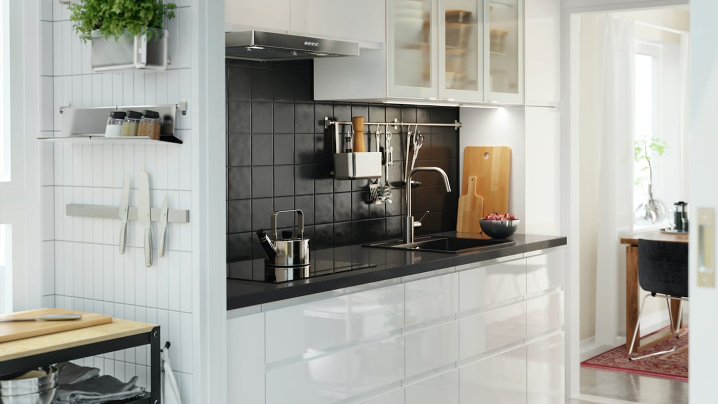Kitchen - inspiration for your own kitchen - IKEA