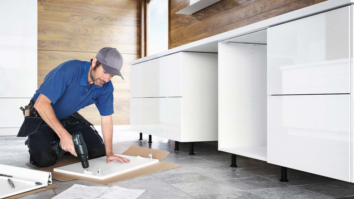 Kitchen installation service