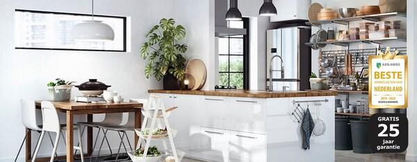 Kitchen Metod kitchen island
