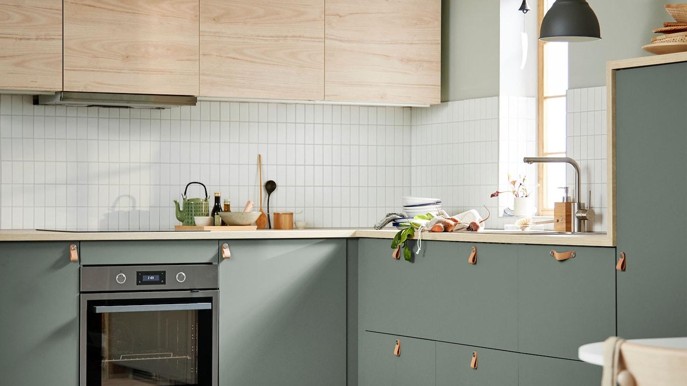 Dapur Idea Rekaan Dapur Perkakas Dapur Ikea