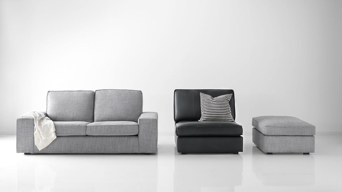 KIVIK leather series