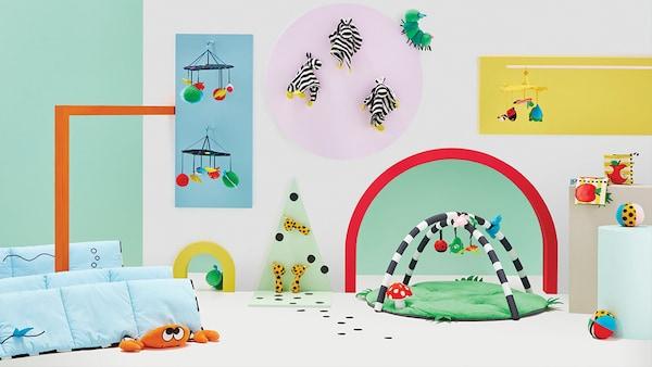 KLAPPA Spielzeugserie für Babys