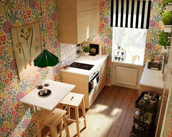 Kleine Küche clever einrichten, Teil 3 - IKEA