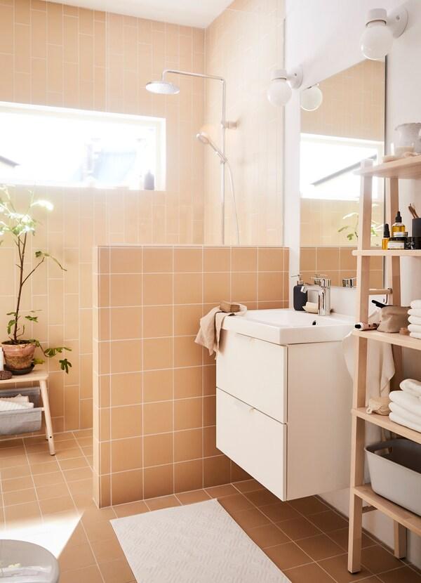 Badezimmer Inspiration Ikea