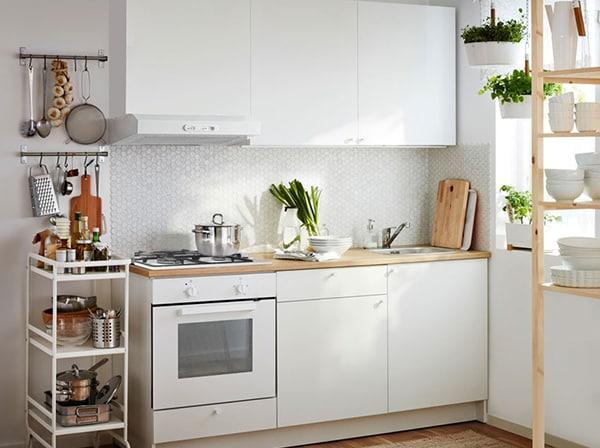 Cucina A Scomparsa Ikea.Cucine Diversi Stili E Qualita Ikea