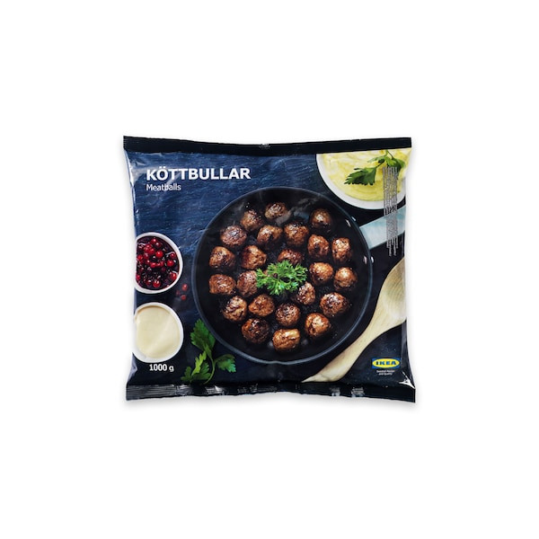 KÖTTBULLAR Meatballs