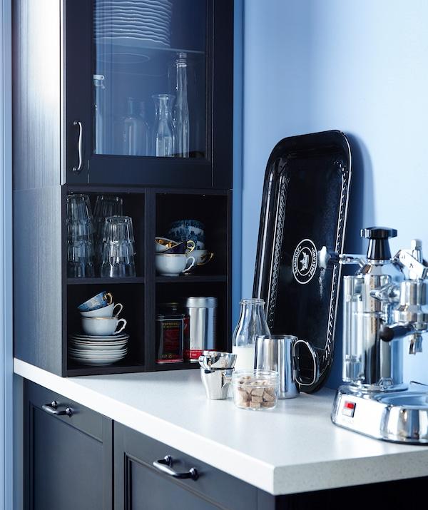 Ongekend Zo groot kan een kleine keuken lijken - IKEA HW-28