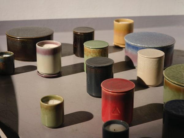 Kolekcja OSYNLIG: 13 zapachów od IKEA i Bena Gorhama