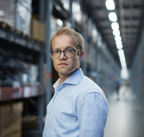 Kommunikasjonsrådgiver Troels Normann Mathisen.