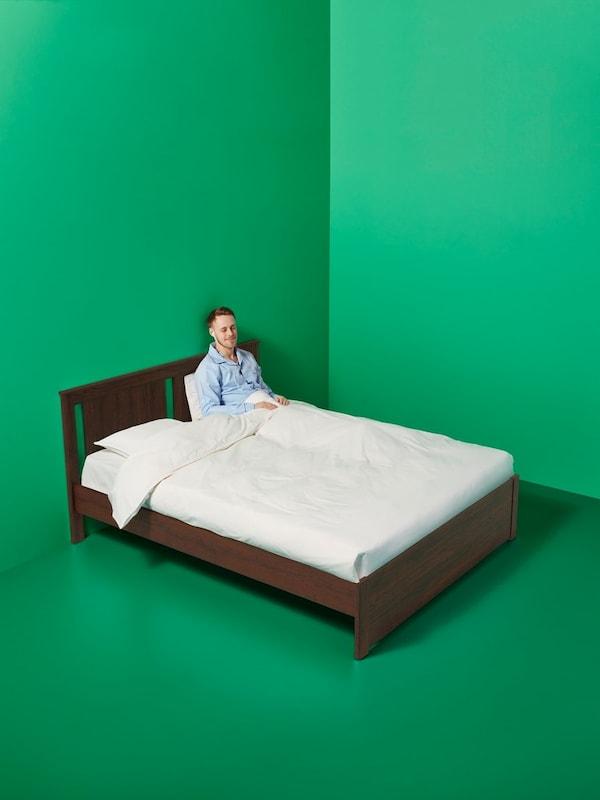 Konfigurator, dzięki któremu wybierzesz i spersonalizujesz swoje nowe łóżko.