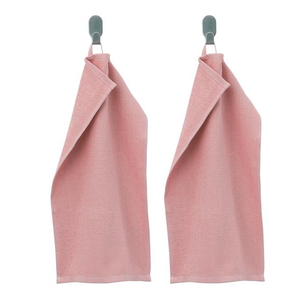KORNAN, ručník, růžová.
