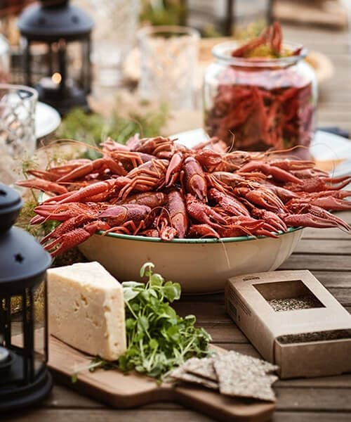 KRÄFTOR Crayfish in brine Was $24.99, Now $19.99