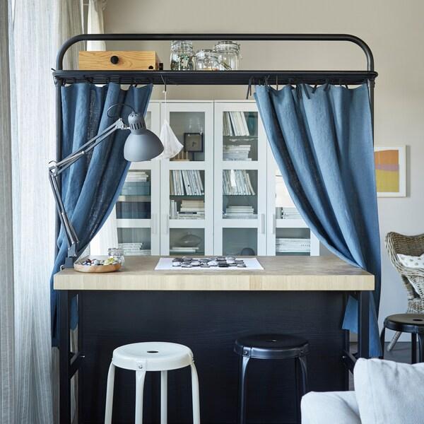 Kreative Ideen für deine Kücheninsel.