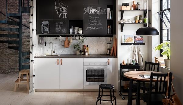 Inspiration: Kreative Küche gestalten - IKEA