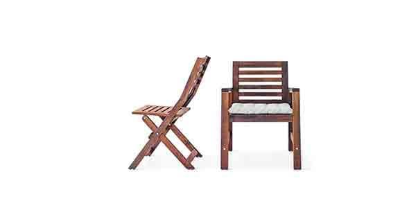 Praktyczne Meble Na Balkon I Do Ogrodu Ikea