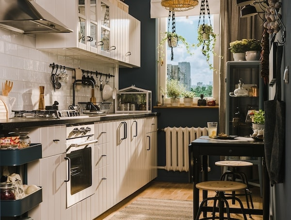 Modna I Funkcjonalna Kuchnia Ikea