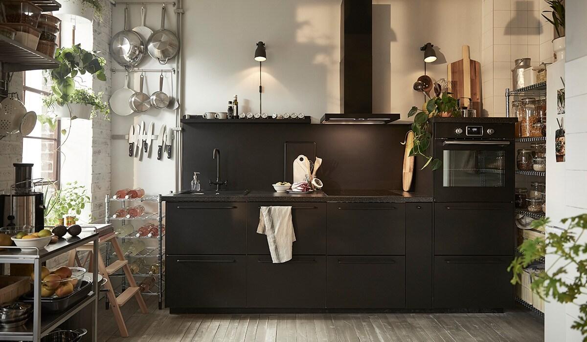 Einrichtungsideen & Inspirationen für deine Küche - IKEA