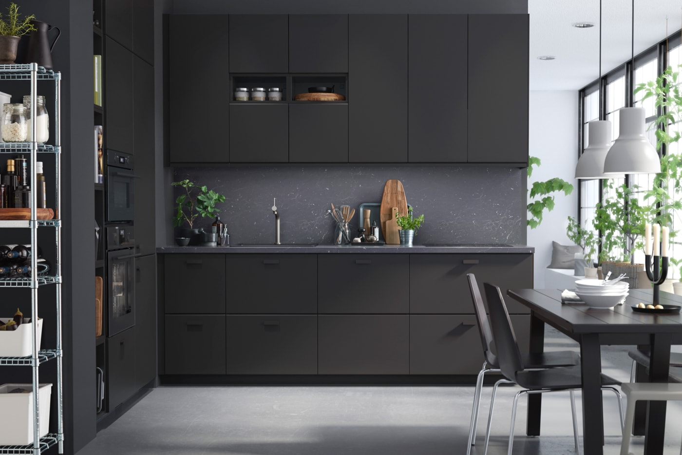 k che k chenm bel f r dein zuhause ikea. Black Bedroom Furniture Sets. Home Design Ideas