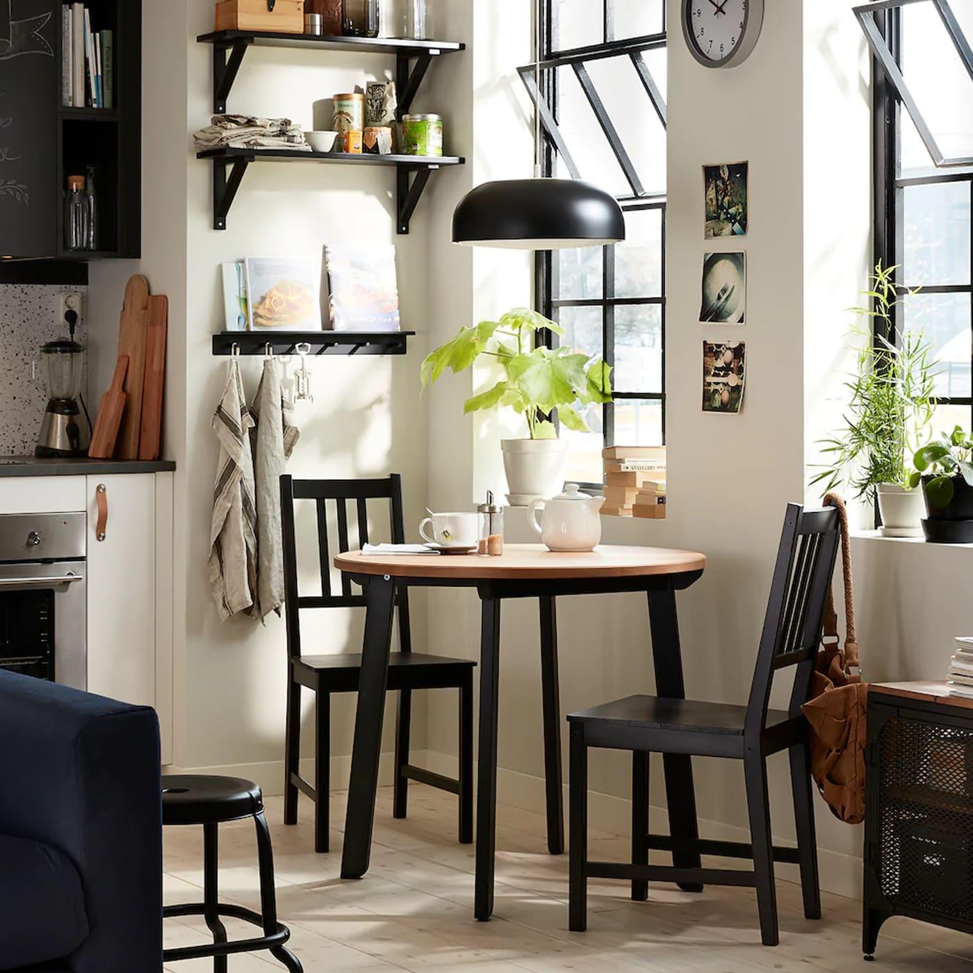 gem tliche essecke f r lange abende ikea ikea. Black Bedroom Furniture Sets. Home Design Ideas