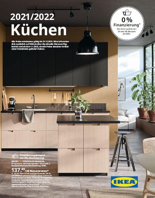 Küchenbroschüre 2022