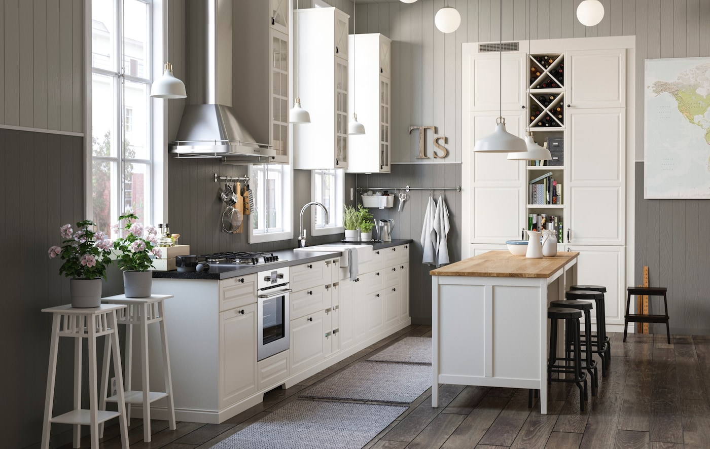 Küchenplanung: Selbst oder vom Profi planen lassen - IKEA Deutschland