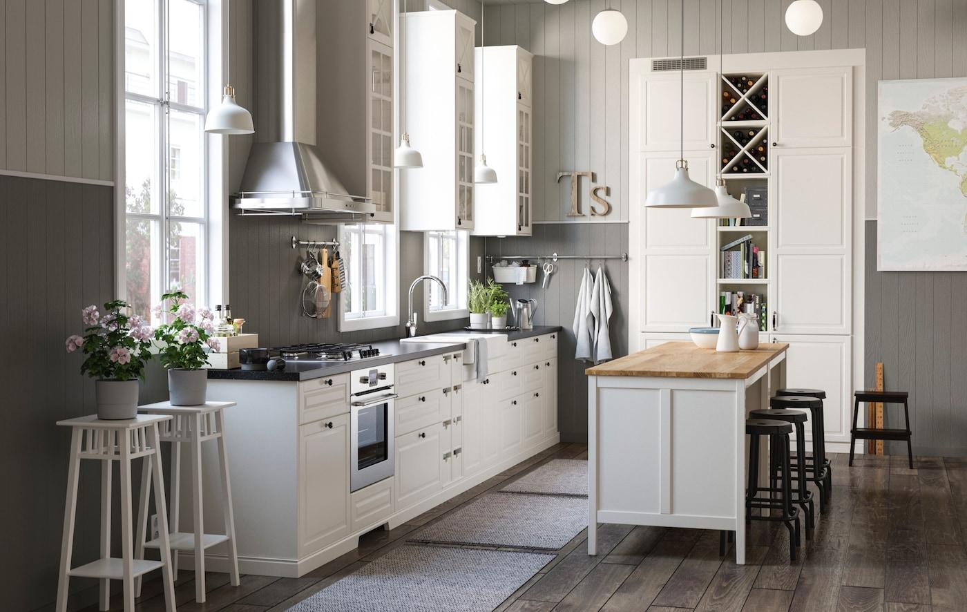 Elegant Kücheninspiration
