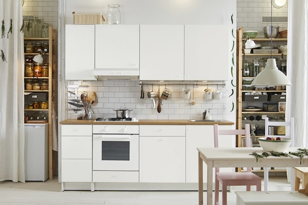 Küchenplanung: Selbst oder vom Profi planen lassen - IKEA