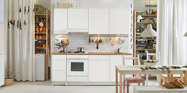 Modulküchen Küchenzeilen Ikea