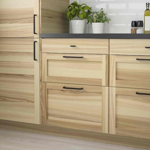 кухня метод с деревянными фасадами фото