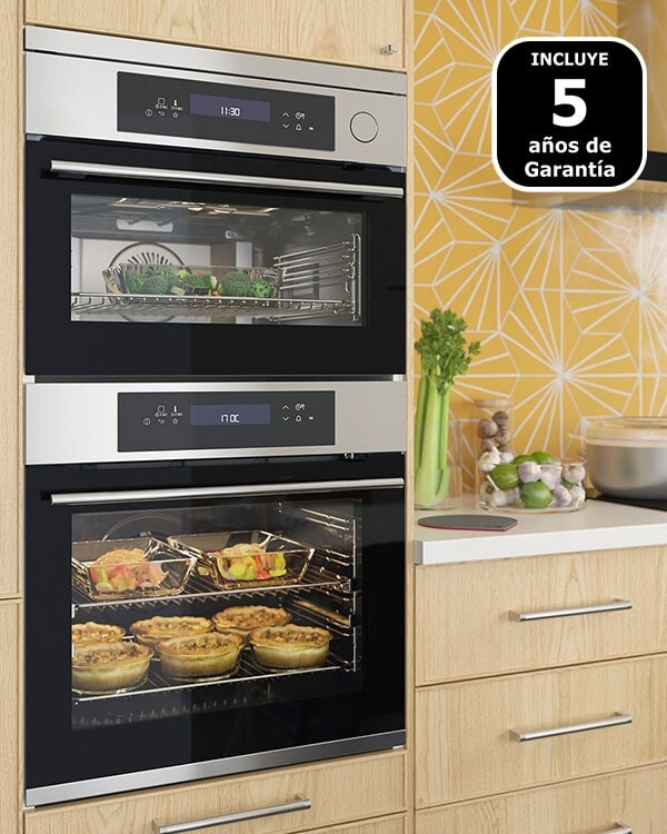 KULINARISK forced air oven with steam function