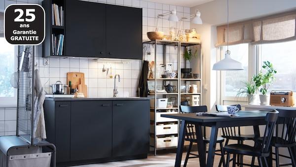 KUNGSBACKA petite cuisine IKEA
