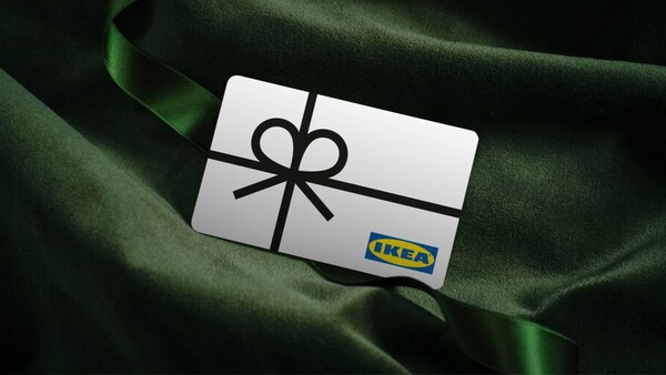 La carte-cadeau IKEA