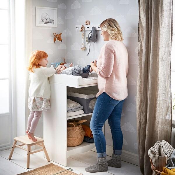 La carte-cadeau IKEA: sauvez la mise en cette fête des Mères.