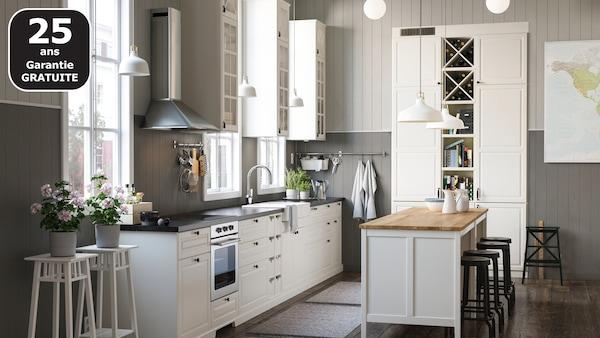 Cuisine Champetre En Ville Ikea