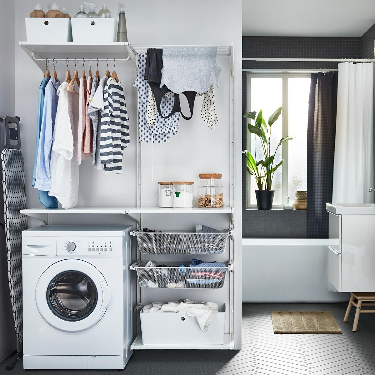 Inspiration et idées pour la buanderie - IKEA Suisse