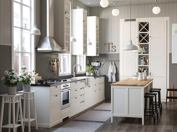 Cucine: Diversi stili e Qualità - IKEA®